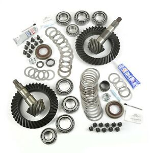 Ring And Pinion Kit 4 10 Ratio For Dana 44 44 07 16 Jeep Wrangler