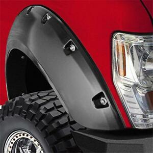 New For Dodge Ram 02 08 Pocket Oe Style Fender Flares 1500 2500 3500 Guard