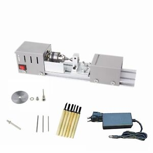 L 01 Standard Wood Mini Lathe Machine Polisher Table Saw Cutting With Hss Disc