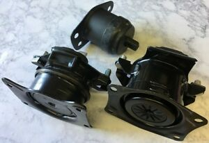 3pc Engine Mounts Fit Acura Rl 2005 2006 2007 2008 2009 2010 2011 2012 Automatic