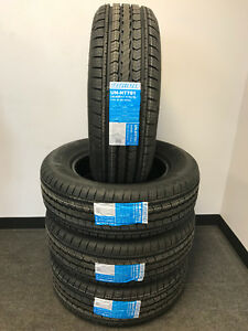245 65 17 2456517 Set Of 4 New Tires Chevy Trailblazer Gmc Envoy Ford Explorer