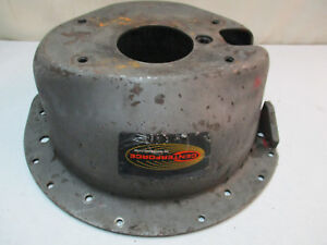 Chevy 4 Speed Blow Proof Bell Housing Scatter Shield Lakewood Nmw Camaro J14371