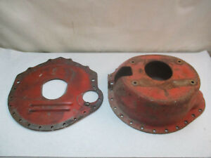 Chevy 4 Speed Lakewood Blow Proof Bell Housing Scatter Shield Muncie T10 J14410