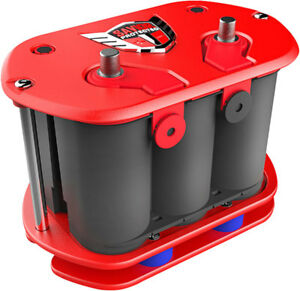 Savior Red Pro Case Optima 34 Vibration Isolating Battery Mount
