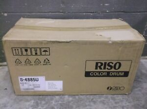 New In The Box Riso Ez390 Ez391 Ez590 Ez591 Duplicator Drum Part S4885 S4885u