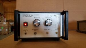 Noisecom Nct 6108 10khz 500mhz Noise Source Generator