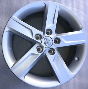 17 Wheel For 2012 2013 2014 Toyota Camry 69604 like New take Off w cap