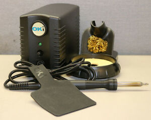 Ok Industries Metcal Ps 900 Power Supply Soldering System