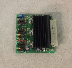 Instrumentation Laboratory 184018 29 Pcb For Acl Advance