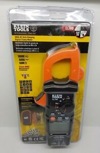 Klein Tools Cl700 600a Ac Auto ranging Digital Clamp Meter