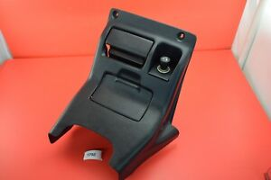 T 1 92 95 Honda Civic Eg Lower Center Dash Trim Bezel Power Outlet Ashtray Black