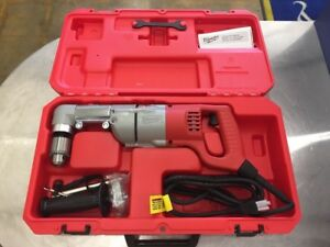 Milwaukee 3107 6 Right Angle Drill 1 2 New
