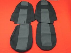 Set 2pcs Volvo Fh 12 Velour Seat Covers Truck
