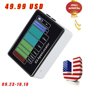 Us Sale Dental Apex Locator Root Canal Finder Endodontic Lcd Measure E3 Mj b