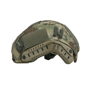 For CS Hunting Tactical Airsoft Military Paintball Gear Helmet Cover Accessories