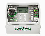 4 station Watering Indoor Timer Underground Sprinkler Systems