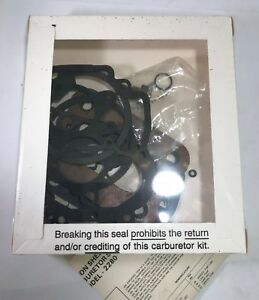 Wells Ck567a Carburetor Repair Kit Standard 1420b Box 15702a Holley 2280 79 86