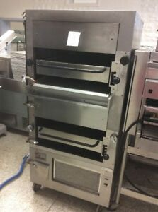 South Bend Double Deck Infared Broiler