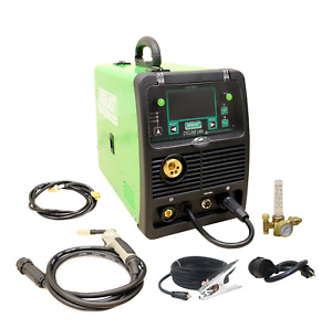 Everlast Powermig 140e Mig Welder 110v Volts Can Do Flux Core 140amp Portable