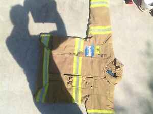 Morning Pride Turnout Gear Coat Size 40 Varying Lengths C174 180