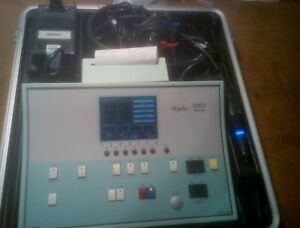 Calibrated Audiometer Tympanometer Kamplex Klt 25 Interacoustics At 235
