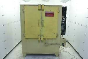 Grieve Corporation Hb 500 Industrial Lab Oven 460v 12kw 3 Phase 16 45amp