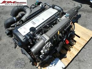 99 03 Toyota Crown 2 5l Turbo Engine Transmission Loom And Ecu Jdm 1jz gte