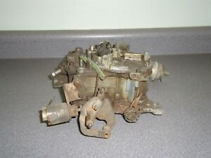 Rochester Quadrajet 4 Barrel Carburetor 17081226 1981 Chevy Gmc Truck 305 350