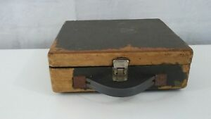 Vintage Accurate Instrument Co 157 Tube Tester With Manual