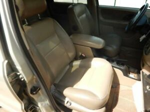 2001 2004 Ford Escape Front Seat Assembly Tan Leather