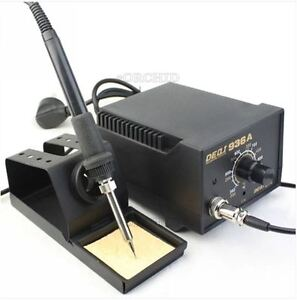 1pc Solder Iron Iron Stand Rework Iron 936a Soldering Station Smd H