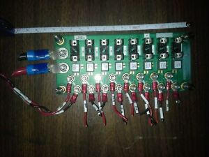 Power Distribution Panel With Fuses Power Bus Panel 8 Nodes 10a Ea Filtered Dc