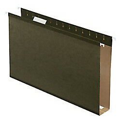 Smead r Hanging Box bottom File Folders 2in Expansion Legal Size Standard