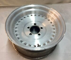 Centerline Vintage Race Wheel Rim Spare Single Ford Mopar 15x7 5x4 5 J14431