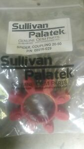 Sullivan Palatek Oem Drive Coupling Insert Part 08516 029