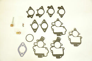 1940 1951 Chrysler Desoto Carburetor Rebuild Kit For Fluid Drive Equipped Cars