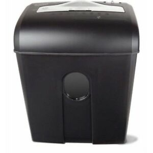 Automatic Electric Paper Cutter Shredder High Security Micro cut Office Portable