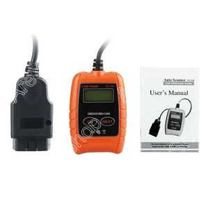 Vc310 Obdii Scanner Code Reader Obd2 Scanner For Chevrolet Chrysler Dodge Bs5