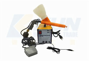 2019 New Complete 10 30 Psi Powder Coating System paint Gun Pc15 Ce