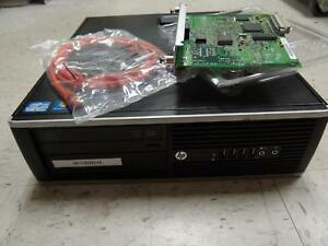 Pc I5 With Chemstation B04 01 For Agilent 8453 Dad Basic Advanced Lan Card