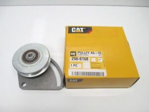 Caterpillar Pulley Assembly 256 6168 New In Package 2566168 Equipment Excavator