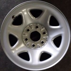 Chevy Silverado 1500 Factory Oem Steel Wheel Rim 2014 2016 17x8