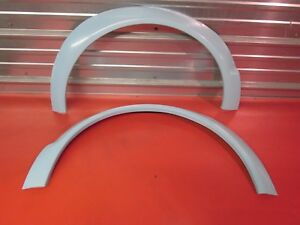 Fiberglass Wald Style Wide Body Frontfender Flares For 00 05 Is300 Altezza Sxe10