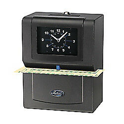 Lathem Time Heavy duty Automatic Time Recorder Cool Gray