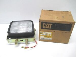 Caterpillar Flood Lamp Oem 121 1069 New 1211069 Heavy Equipment Excavator