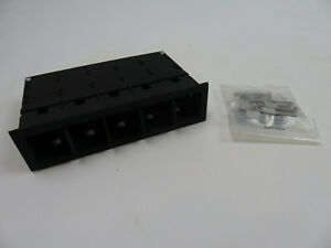 Msc 96182 8626 Switch Holder For Pushbutton Nasa Aircraft