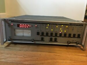 Moving Must Sell Price Cut Eg g 5207 Lock in Amplifier Straight From The Lab