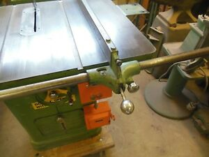 Nice Delta 10 Unisaw Table Saw