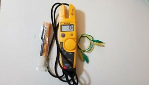 Used T5 1000 Voltage Current Electrical Tester Meter Tested Tp 224107