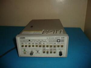 Leader 435p Pal Test Signal Generator